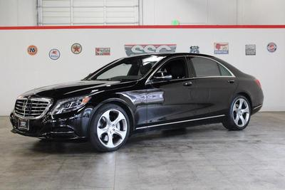 used 2015 Mercedes-Benz S-Class car, priced at $39,990