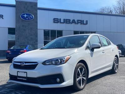 used 2020 Subaru Impreza car, priced at $21,900