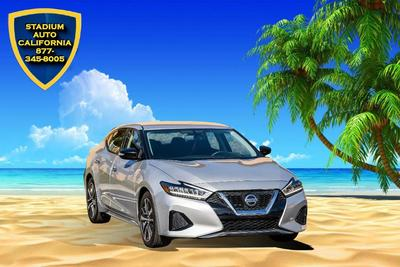 used 2019 Nissan Maxima car, priced at $19,990