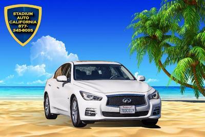 used 2017 INFINITI Q50 car, priced at $20,990