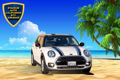 used 2017 MINI Clubman car, priced at $13,950