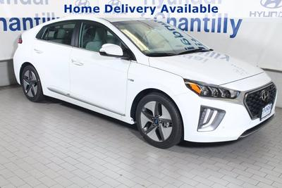 new 2020 Hyundai Ioniq Hybrid car