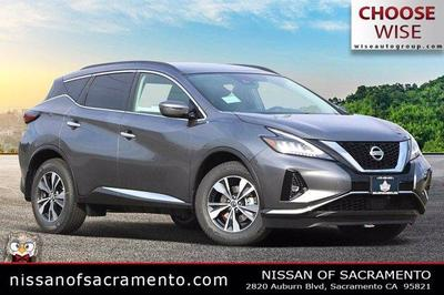 new 2021 Nissan Murano car, priced at $32,843
