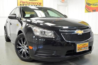 used 2012 Chevrolet Cruze car, priced at $6,495