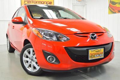 used 2013 Mazda Mazda2 car, priced at $6,495