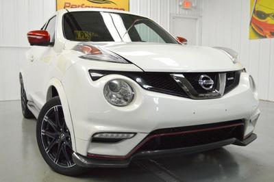 used 2015 Nissan Juke car, priced at $11,995