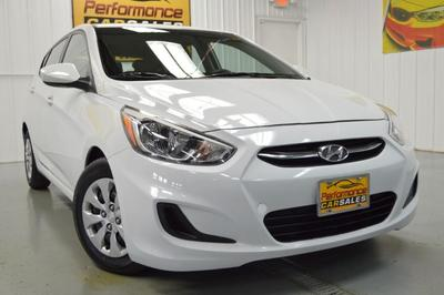 used 2017 Hyundai Accent car, priced at $7,995