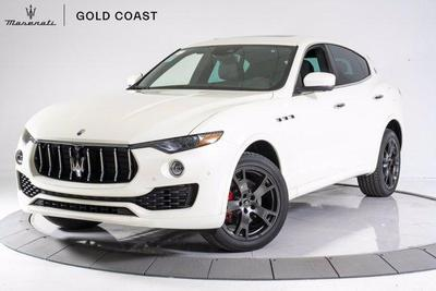 new 2021 Maserati Levante car, priced at $90,685