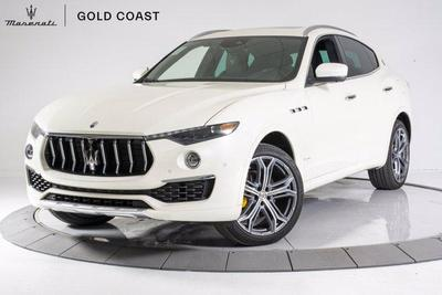 new 2021 Maserati Levante car, priced at $98,049