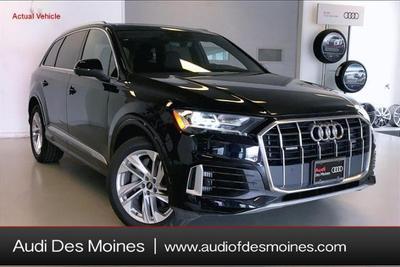 new 2021 Audi Q7 car, priced at $63,972