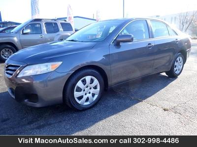 used 2010 Toyota Camry car, priced at $10,990