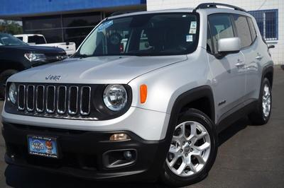used 2016 Jeep Renegade car, priced at $14,895