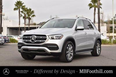 new 2021 Mercedes-Benz GLE 350 car, priced at $61,935