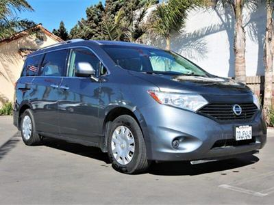 used 2014 Nissan Quest car