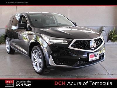 new 2020 Acura RDX car, priced at $47,095