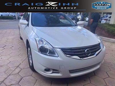 used 2012 Nissan Altima car