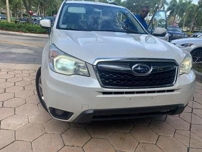 used 2015 Subaru Forester car, priced at $16,899