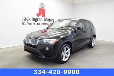 used 2017 BMW X3 car, priced at $30,997