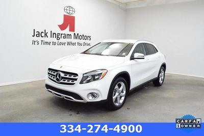 used 2018 Mercedes-Benz GLA 250 car, priced at $29,997