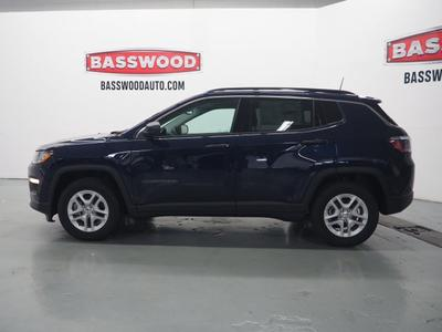 new 2021 Jeep Compass car