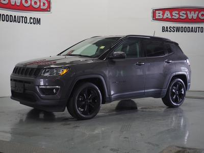 used 2020 Jeep Compass car