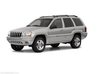 used 2003 Jeep Grand Cherokee car