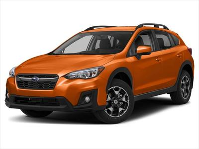 used 2019 Subaru Crosstrek car