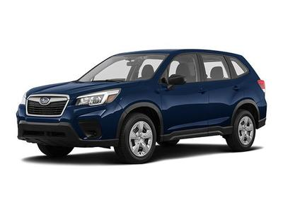 used 2020 Subaru Forester car