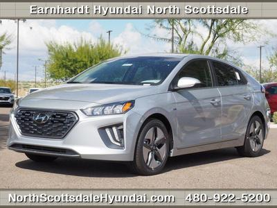 new 2020 Hyundai Ioniq Hybrid car, priced at $25,234