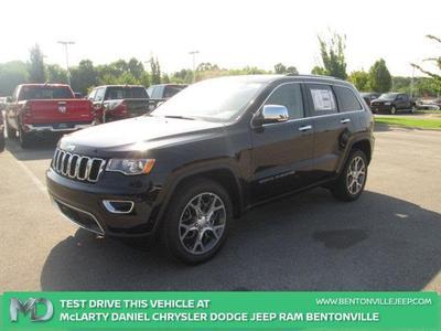 new 2020 Jeep Grand Cherokee car, priced at $41,960