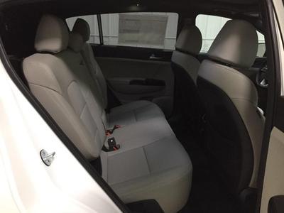 new 2021 Kia Sportage car, priced at $29,911