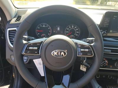 new 2021 Kia Seltos car, priced at $22,235