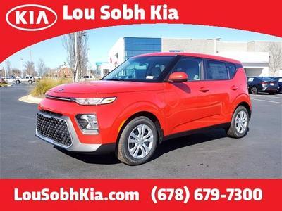 new 2021 Kia Soul car, priced at $16,457