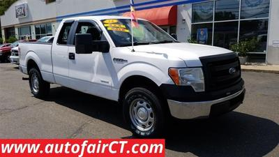 used 2014 Ford F-150 car, priced at $12,891