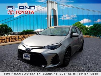 used 2020 Toyota Corolla car, priced at $18,999