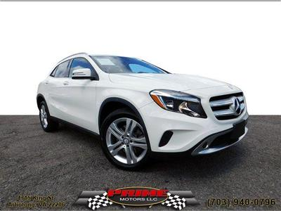 used 2017 Mercedes-Benz GLA 250 car, priced at $22,999