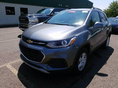 used 2019 Chevrolet Trax car, priced at $18,000
