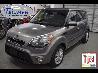 used 2012 Kia Soul car, priced at $9,900