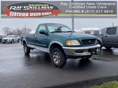used 1998 Ford F-250 car, priced at $10,575