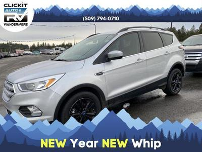 used 2018 Ford Escape car, priced at $15,899