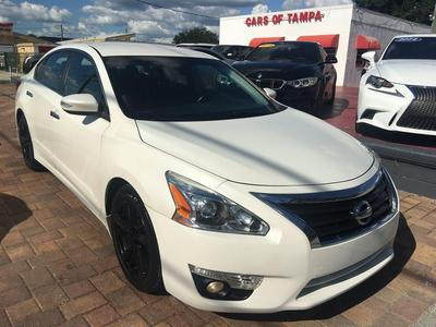 used 2013 Nissan Altima car, priced at $10,995