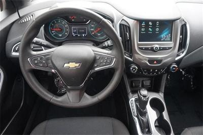 used 2017 Chevrolet Cruze car, priced at $16,497