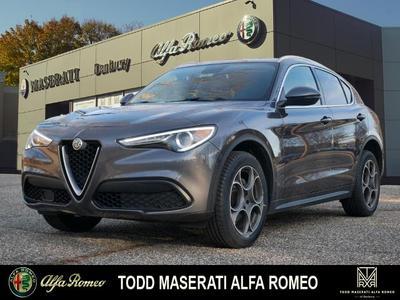 used 2018 Alfa Romeo Stelvio car, priced at $29,785