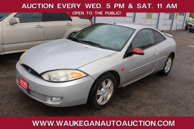 used 2001 Mercury Cougar car, priced at $600