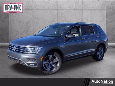 new 2021 Volkswagen Tiguan car, priced at $30,690