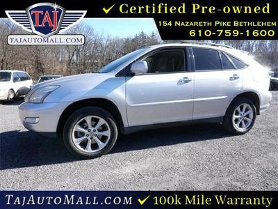 used 2009 Lexus RX 350 car, priced at $9,877