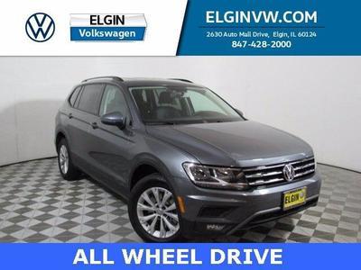 used 2018 Volkswagen Tiguan car, priced at $16,595