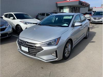 used 2019 Hyundai Elantra car, priced at $13,999