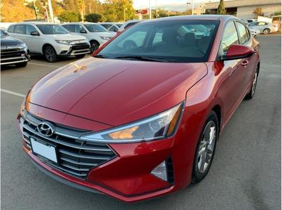 used 2019 Hyundai Elantra car, priced at $12,499