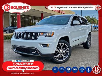 used 2018 Jeep Grand Cherokee car, priced at $25,990